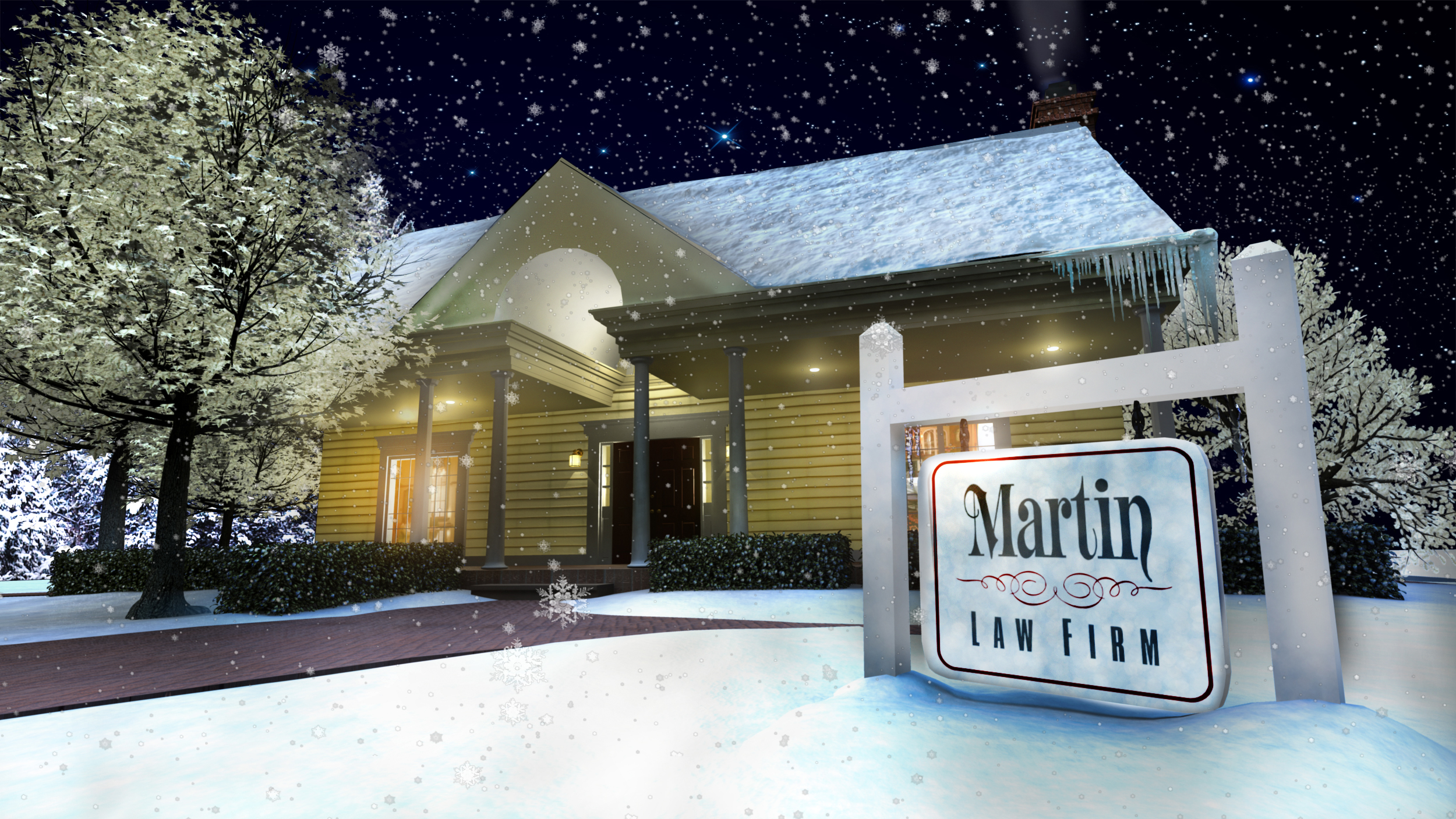 martin law firm in winter